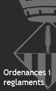 ordenances i reglaments